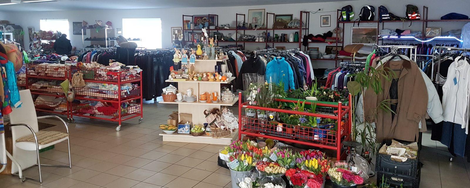 Besuchen Sie unseren Tafel Laden
