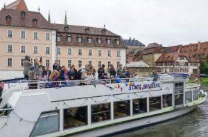 Schifffahrt Kinder Tafel Bamberg