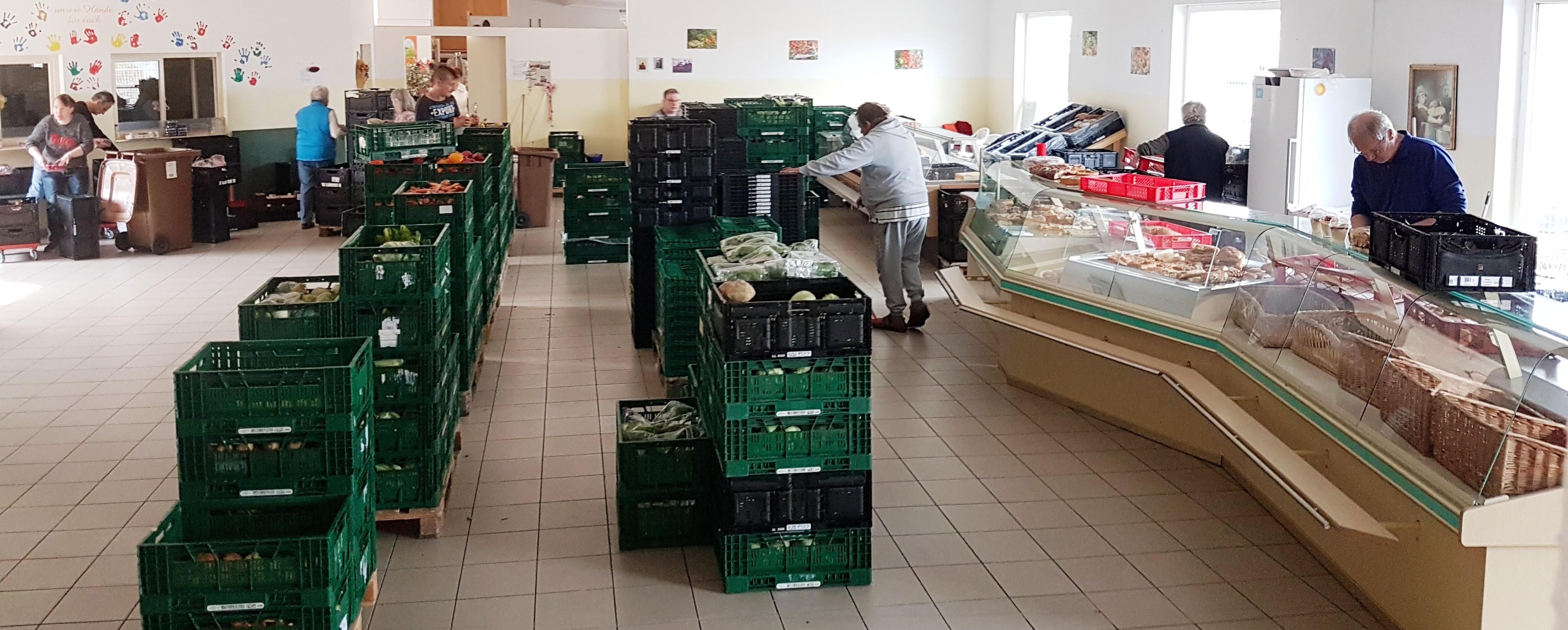 Lebensmittelsortierung